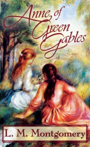 Anne of Green Gables Front Cover
