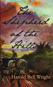 The Shepherd of the Hills Book Cover